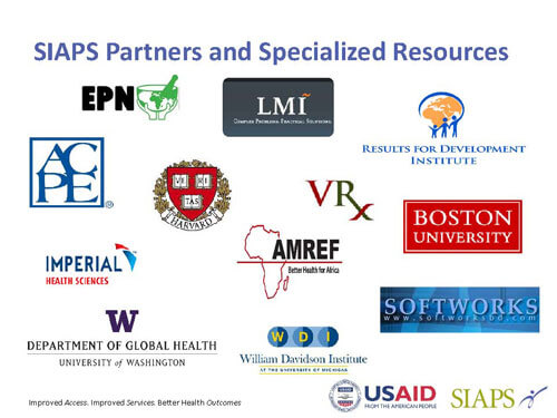 SoftWorks is now Specialized IT Resource Partner of MSH SIAPS project